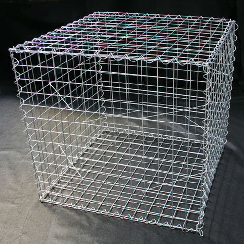 cage de gabion construction maison b ton arm. Black Bedroom Furniture Sets. Home Design Ideas