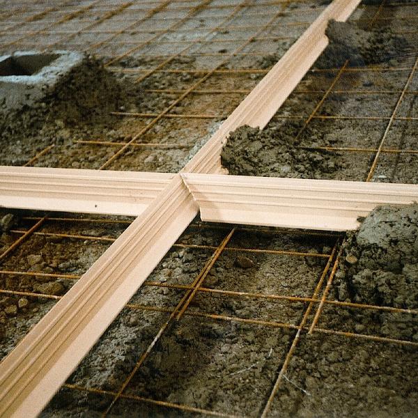 La r gle b ton mat riaux et bricolage - Faire une dalle en ciment ...