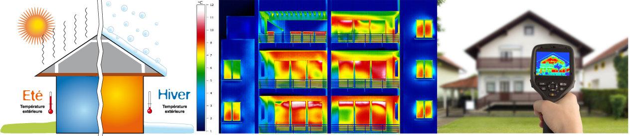 L 39 importance de l 39 isolation thermique mat riaux et bricolage - C est quoi un pont thermique ...