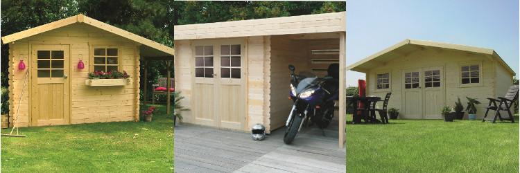 comment monter son abri de jardin mat riaux et bricolage. Black Bedroom Furniture Sets. Home Design Ideas