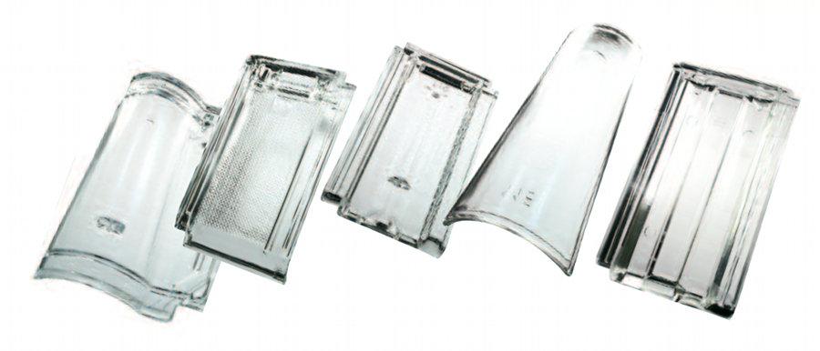 la tuile de verre la clart sous votre toiture mat riaux et bricolage. Black Bedroom Furniture Sets. Home Design Ideas