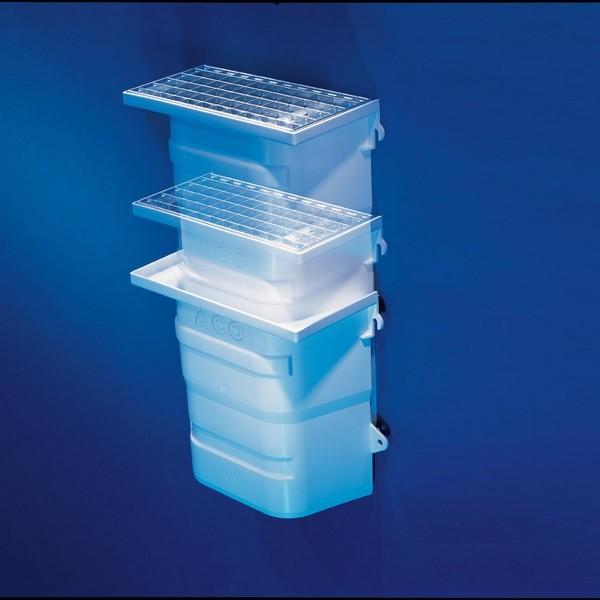 La cour anglaise pr fabriqu e un l ment pas cher efficace et tr s facile poser - Grille ventilation vide sanitaire ...