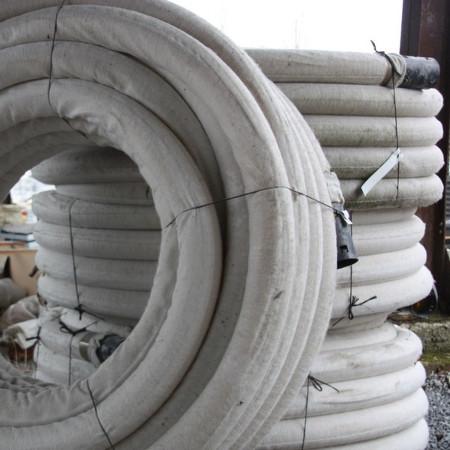 drain agricole geotextile