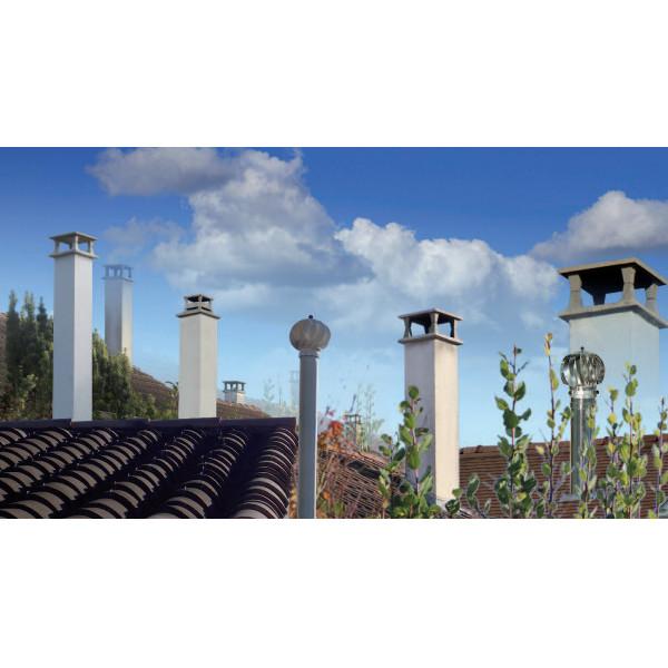 extracteur éolien