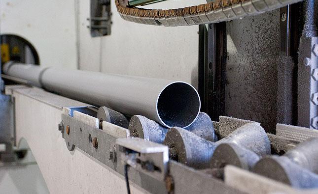 Fabrication tuyau