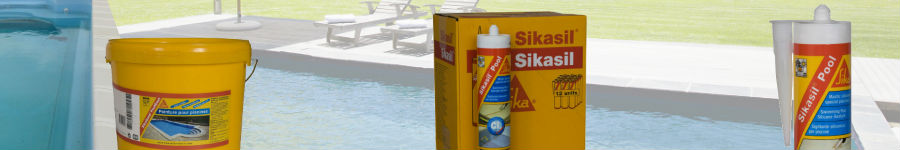 bandeau produits piscine sika