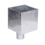 bo te eau l id al pour vacuer l 39 eau sur toit plat mat riaux et bricolage. Black Bedroom Furniture Sets. Home Design Ideas