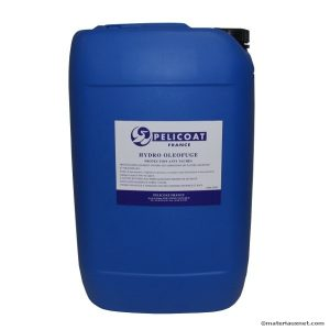 Pelicoat Hydro-oléofuge 25 litres