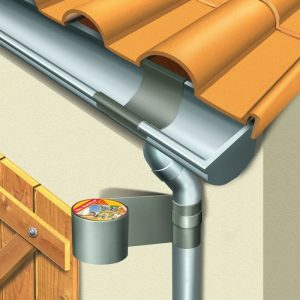 sika multiseal gouttière