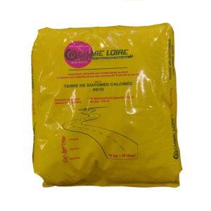 sac 20kg terre de diatomée