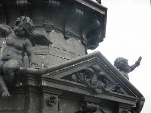toiture de monument historique en plomb