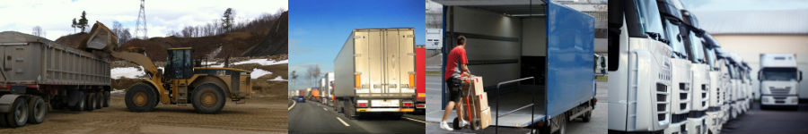 bandeau transport de matériaux