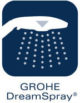 Technologie Dreamspray® Robinetterie Grohe