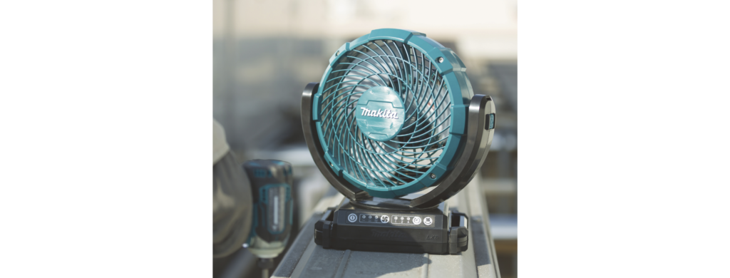 ventilateur makita
