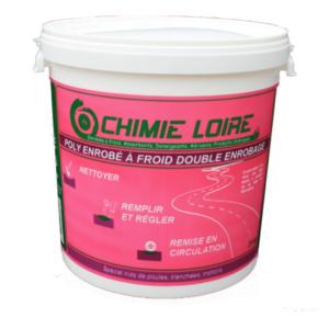 poly-enrobé à froid Chimie Loire