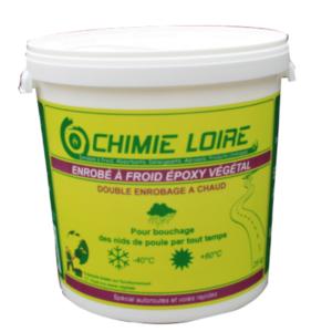 epoxy végétal chimie loire