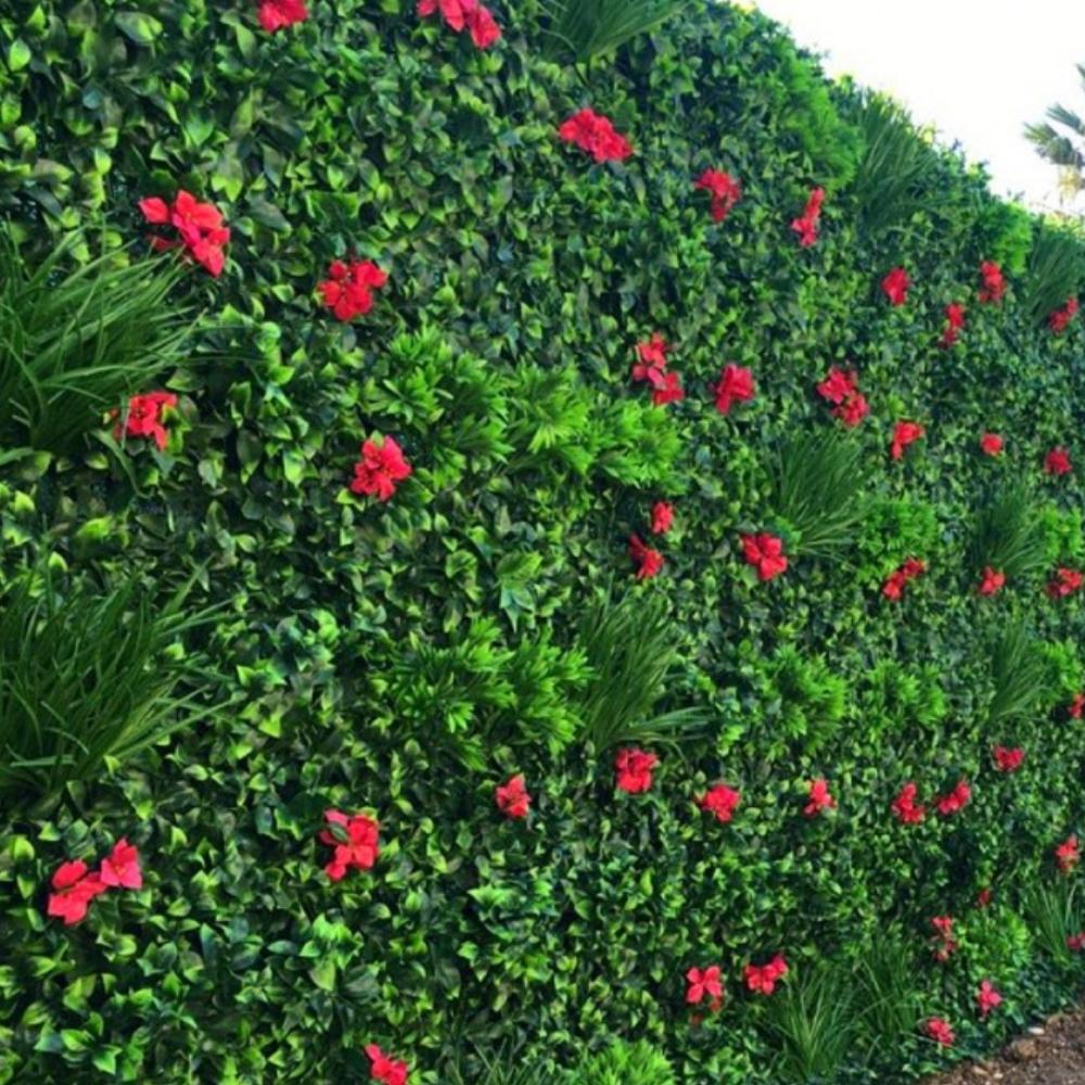 atouts d'un mur végétal artificiel